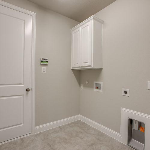 Plan 1510 Laundry Room Representative Image
