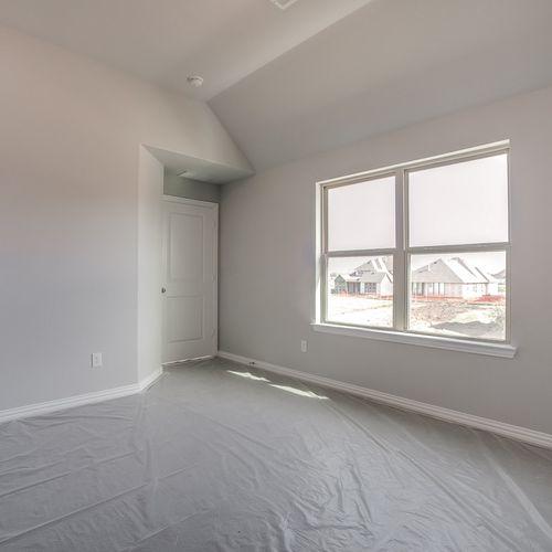 Plan 1661 Bedroom Representative Image