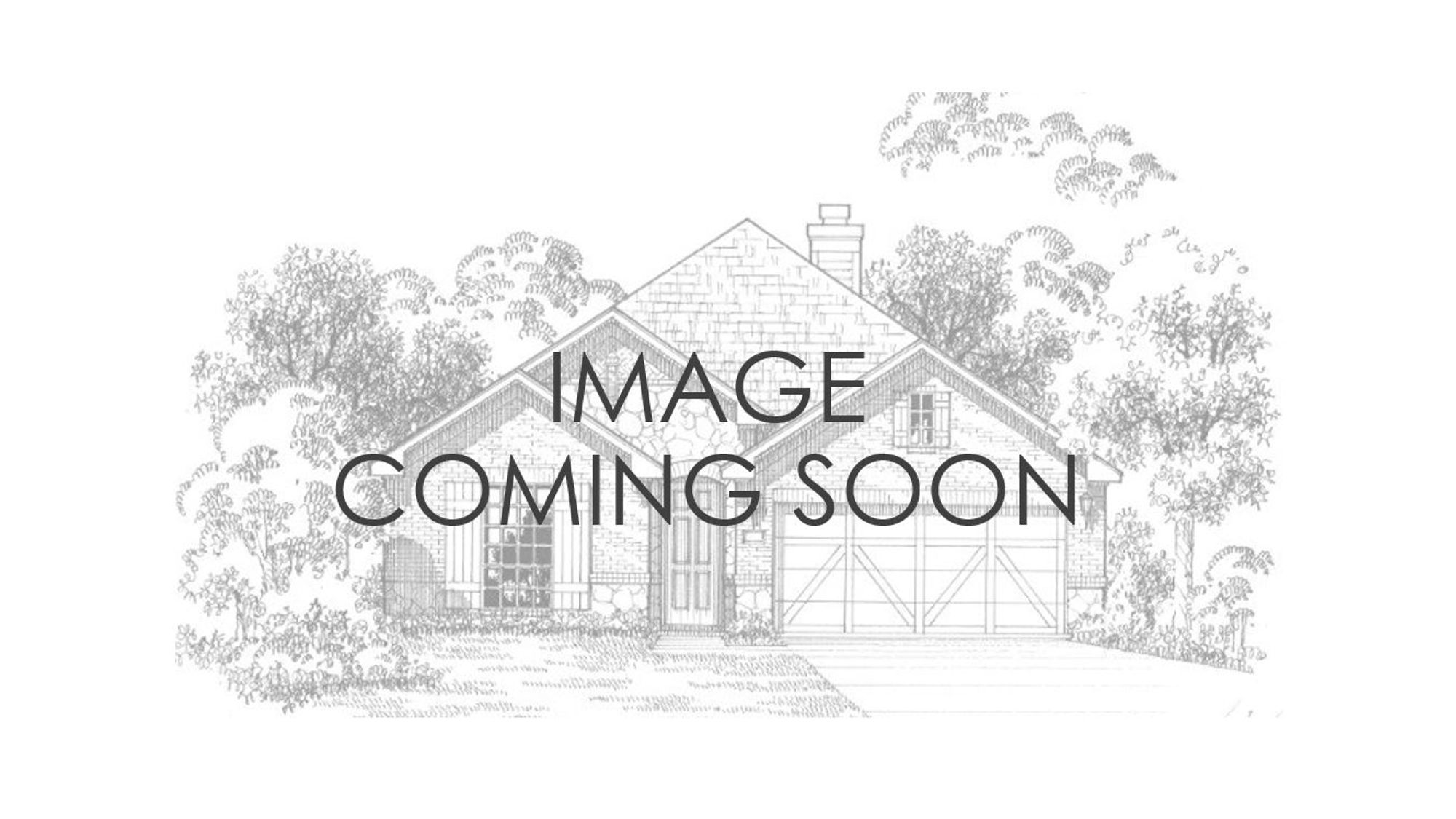 Plan 1503 Elevation A with Stone