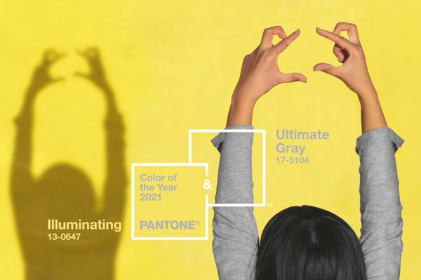2021 Pantone Colors of the Year