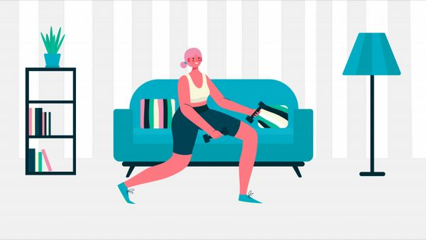Exercises you can do indoors at your Belclaire home