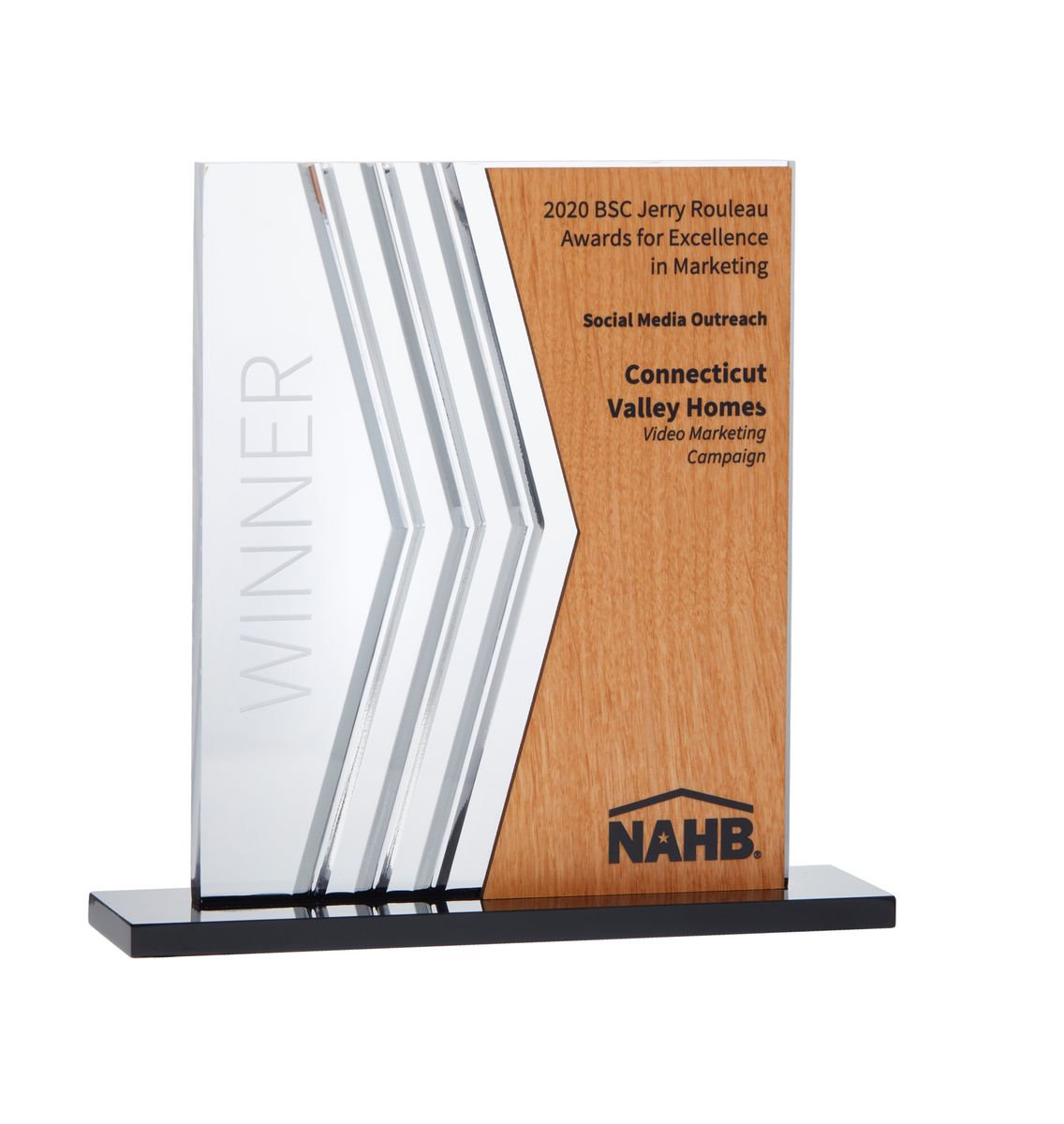 National Association of Home Builders Building Systems Council Jerry Rouleau Award for Marketing