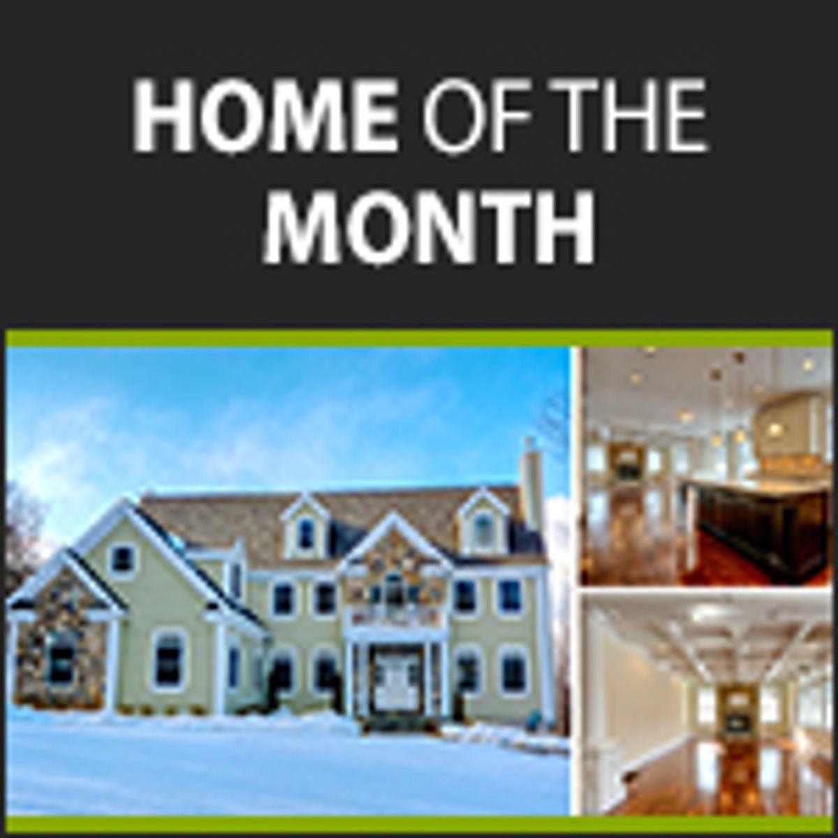 June Home of the Month Awarded