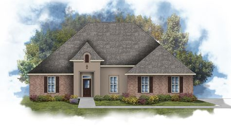 Adams III A Open Floorplan - DSLD Homes