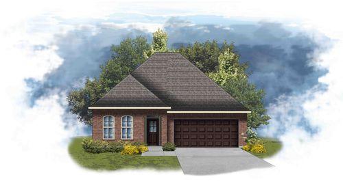 Maple III A - Open Floor Plan - DSLD Homes