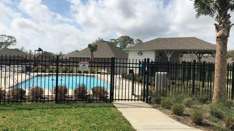Community Pool- DSLD Homes- Lafayette area - Lafayette- Louisiana- The Estates at Moss Bluff