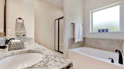 Master Bathroom - Jackson Place - DSLD Homes Ocean Springs