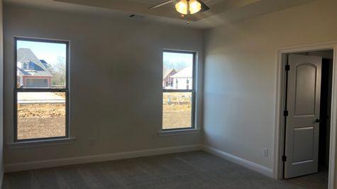 Ricci II B - DSLD Homes - Master bedroom