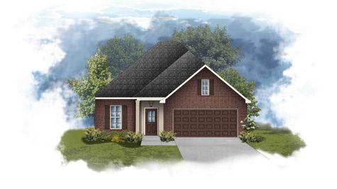 Dante III A - Open Floor Plan - DSLD Homes