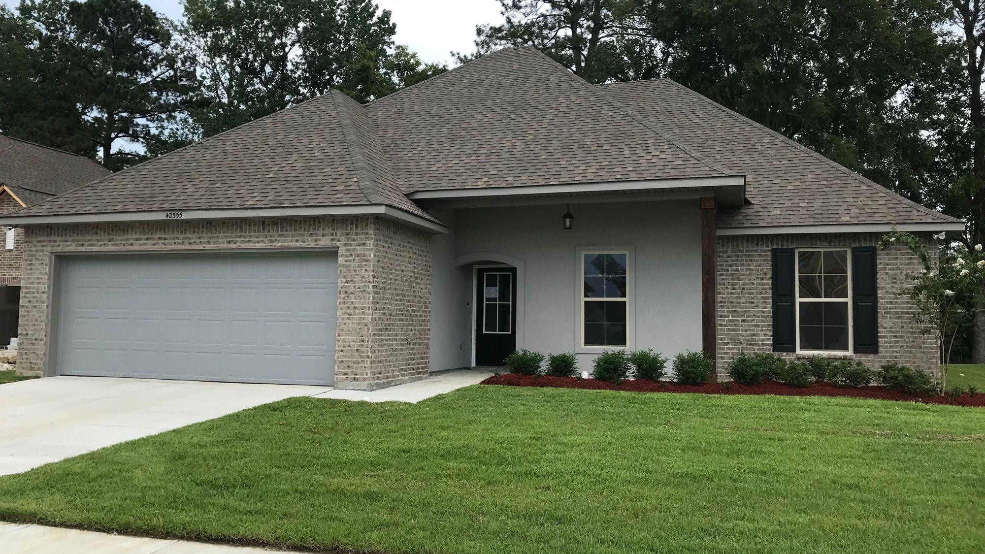 Front - Cedar Springs Community - DSLD Homes - Gonzales