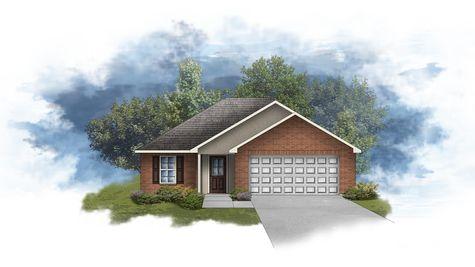 Dudley III A - Open Floor Plan - DSLD Homes