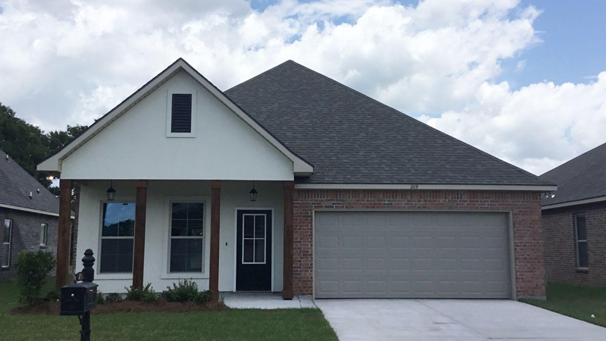 Front View -  Sugar Ridge Community - DSLD Homes