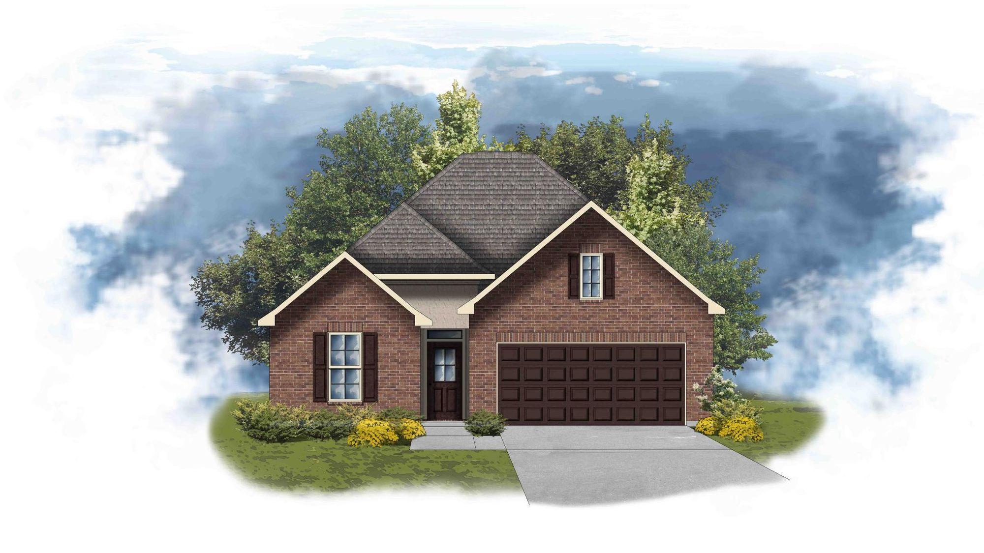Cedar III B - Open Floor Plan - DSLD Homes