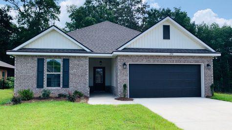 Majestic Manor - DSLD Homes - Foley, Alabama - Elevation
