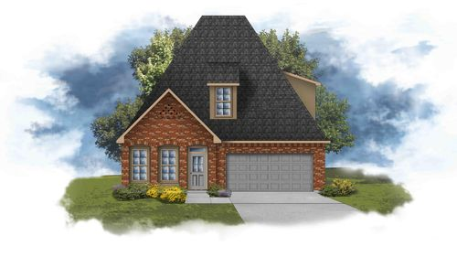 Celestine III C - PB - Open Floor Plan - DSLD Homes