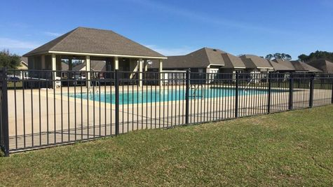 Community Pool - DSLD Homes - Daphne - Canaan Place