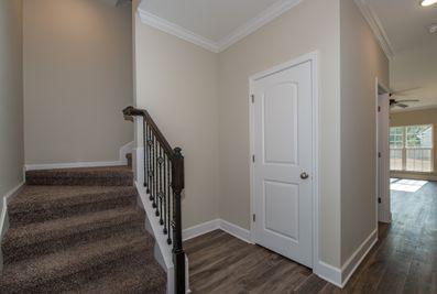 Foyer- coat closet