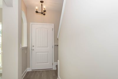 **Photo not of actual house**Foyer