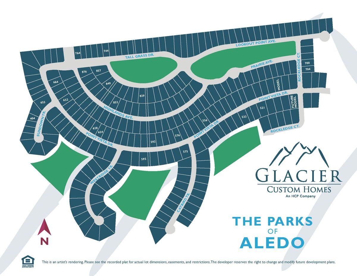 The Parks of Aledo