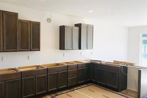 1207 E Sweetbriar Ln kitchen - Halen Homes