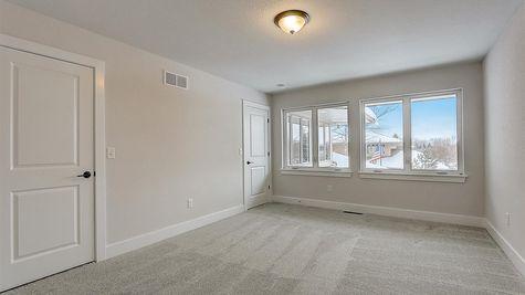 1205 E Sweetbriar Ln, second floor bedroom - Halen Homes