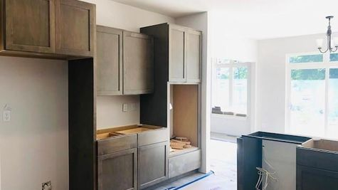 1205 E Sweetbriar Ln cabinets - Halen Homes