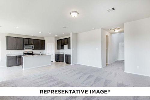 Gladewater Floor Plan Representative Image