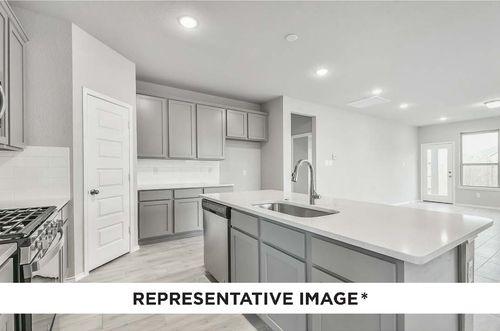 Holbrook Floor Plan Representative Image