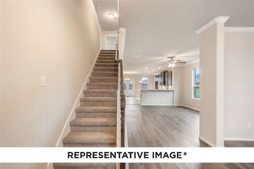 Elm Floor Plan Representative Photography