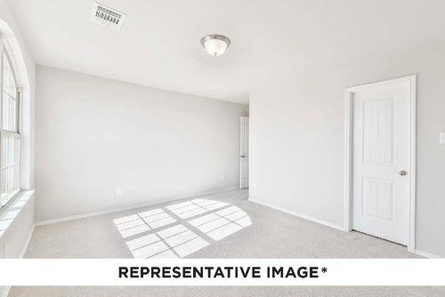 Livingston Floor Plan Representative Image