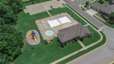 Homes by Taber Stonebriar Pool and Playground