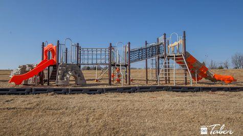 New Homes in Mustang in Prairie Hills