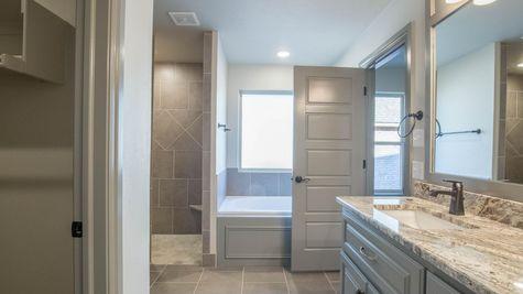 Homes by Taber Example of Hummingbird Bonus Room 2 Floorplan