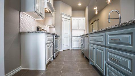 Homes by Taber Example of Julie Floorplan