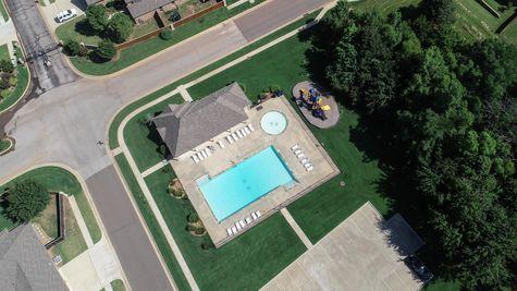 Stonebriar neighborhood pools