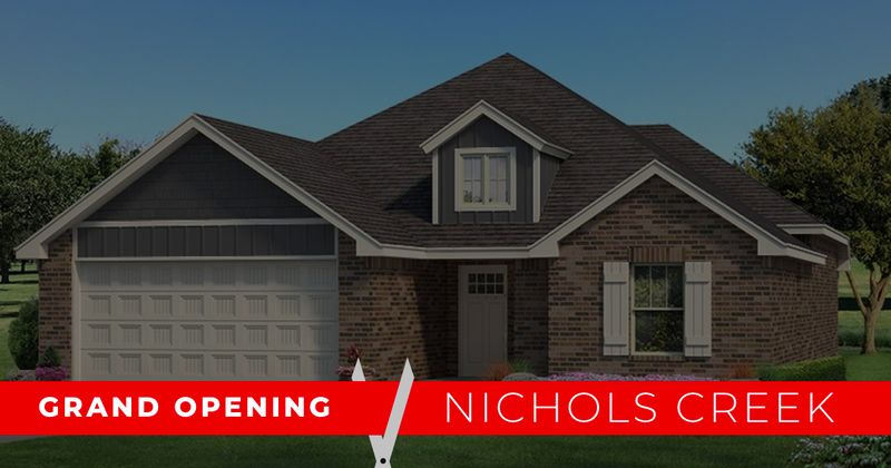 Homes By Taber Nichols Creek Grand Opening