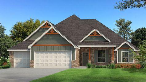Homes by Taber Example of Cornerstone Bonus Rooms 5 Bedroom Floorplan