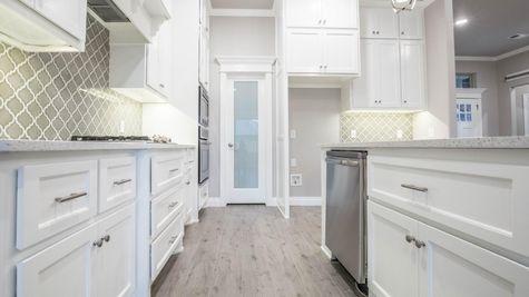 Homes by Taber Example of Hummingbird Bonus Room 1 Floorplan