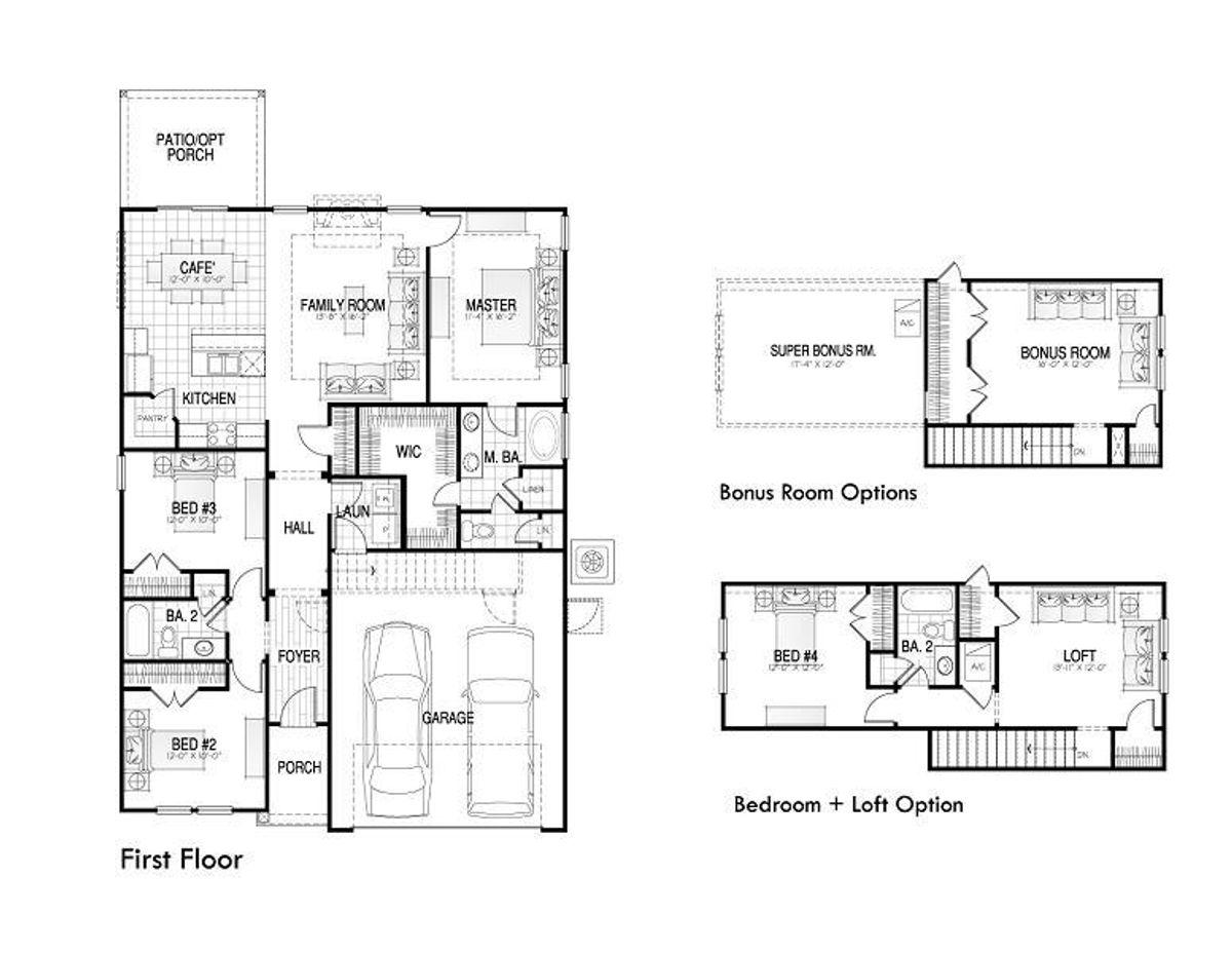 Arlington-Floorplan