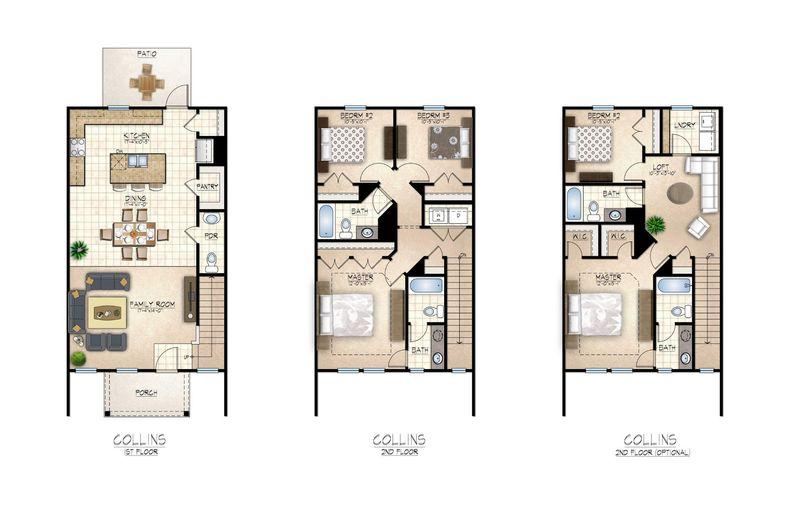 Collins Floor Plan