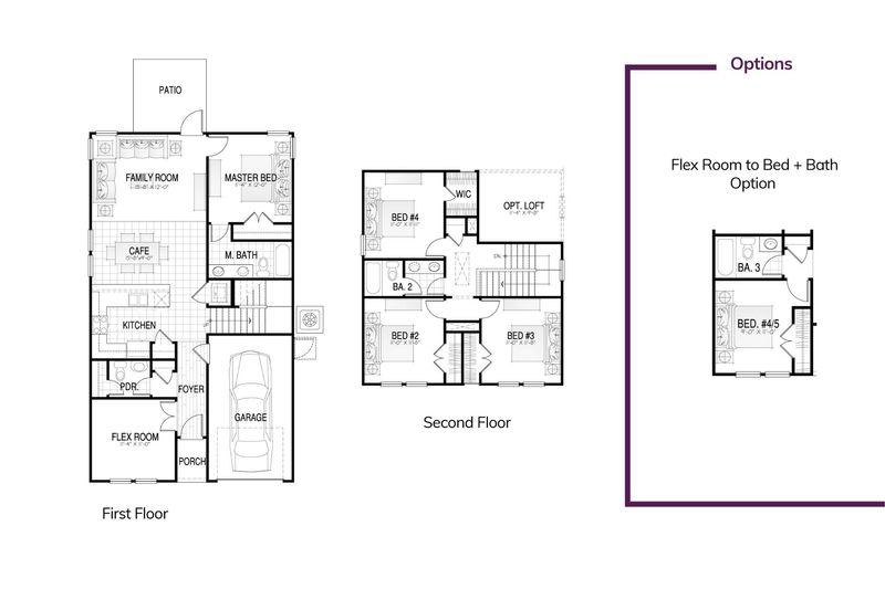 Adger II Floorplan