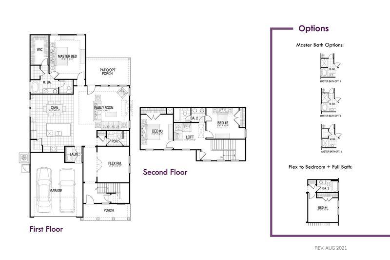 Barnwell Floor Plan