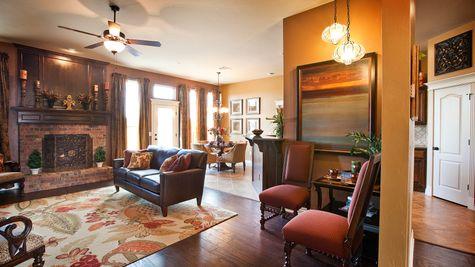 Hendrix Living Room