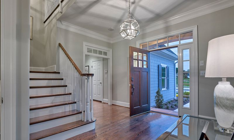 foyer of a home in our Chapel Hill community