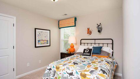 Boys Bedroom | Langford Plan