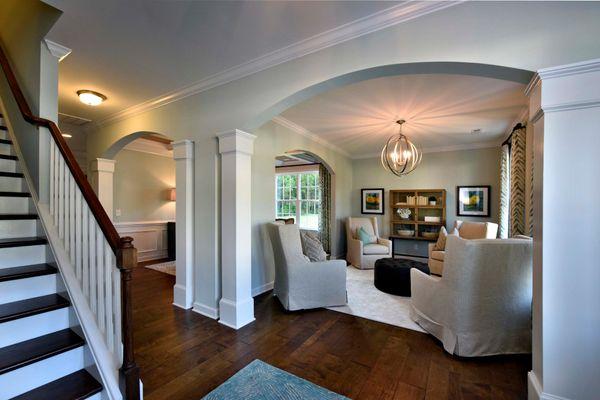 Formal Living Room | Roland Plan