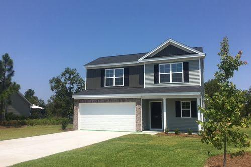 Ridge Pointe | Gaston SC New Home Community | Mungo Homes