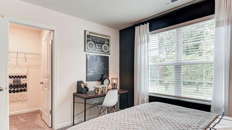 Bedroom | Meriwether Plan