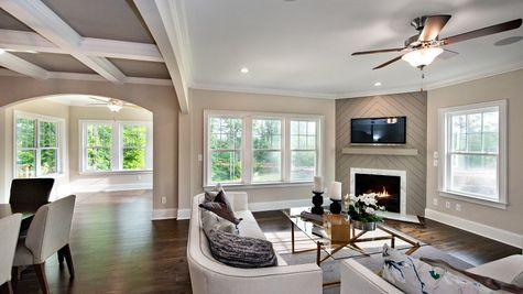 Living Room - Warwick Plan