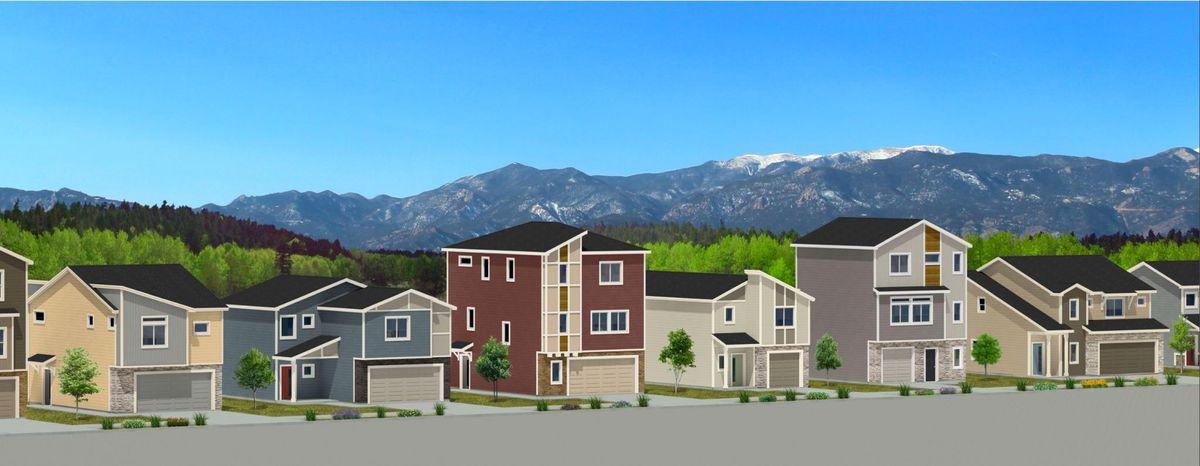 Patriot Park | New Homes in Colorado Springs